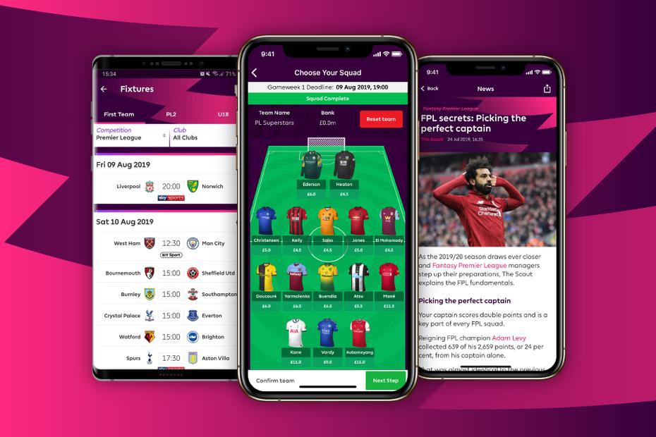 Aplikasi Terbaik Bagi Penggemar Sepak Bola